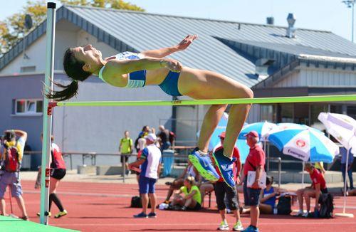 Kreisrekord für Sophie Hamann